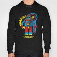 Asimov's Law Hoody