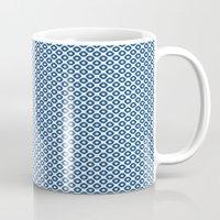 kanoko in monaco blue Mug