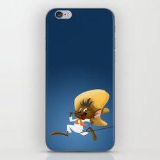 Speedy Gonzales iPhone & iPod Skin
