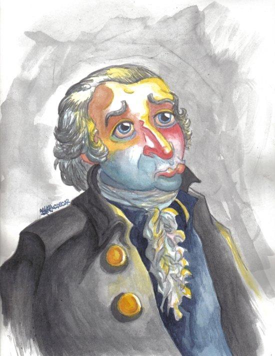 John Adams Art Print