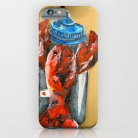 iPhone & iPod Case featuring Beanie Baby Pincher by Devin Sullivan