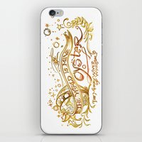 The World's Mine Oyster iPhone & iPod Skin