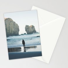 Tunnel Beach Stationery Cards