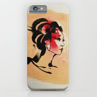Spring Geisha iPhone 6 Slim Case