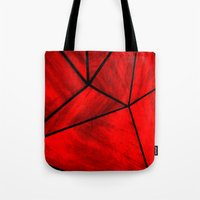 Modern Abstract Triangle… Tote Bag