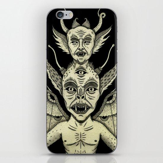 Incubus iPhone & iPod Skin
