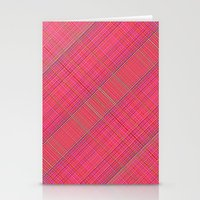 Re-Created  Grid 7 By Ro… Stationery Cards