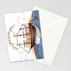 Float My Boat Stationery Cards