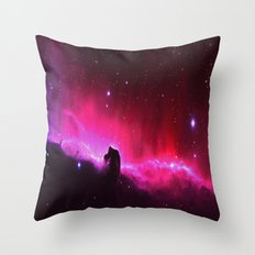 Star Tide Throw Pillow