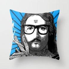 Jesus Bane #02 Throw Pillow