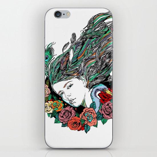 Feather Dream iPhone & iPod Skin