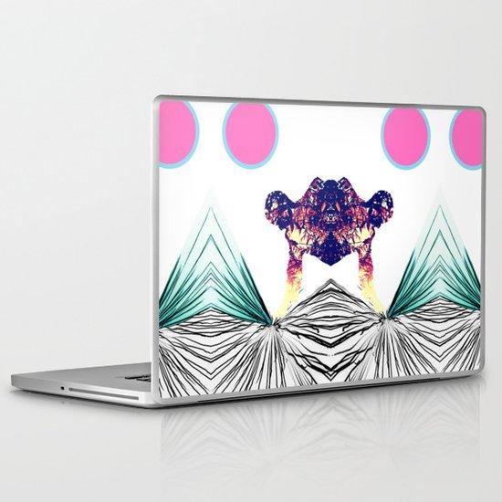 Pushed Laptop & iPad Skin