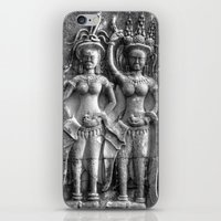 Cambodian Erotic Goddesses iPhone & iPod Skin