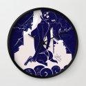 IIID Empire Wall Clock