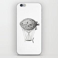 Airfish Express iPhone & iPod Skin