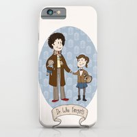 Dr Who Fangirls iPhone 6 Slim Case