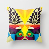 Merry Me Throw Pillow