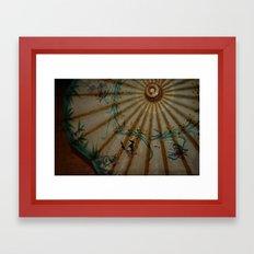 Umbrella2 Framed Art Print