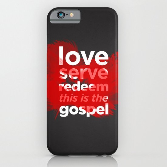 The Gospel iPhone & iPod Case