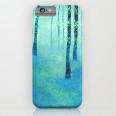 Bluebells, Challock iPhone 6 Slim Case