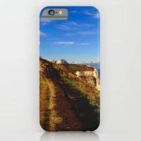 iPhone & iPod Case featuring Cliff's Edge Dover  by Serenity Photography