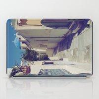 Santorini Walkway iPad Case