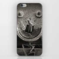 Architectural Smile iPhone & iPod Skin