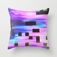 Scrmbmosh30x4a Throw Pillow