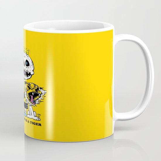 Happiness Is A Tiger Mug