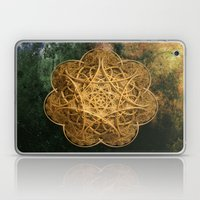 Celtic Gold Laptop & iPad Skin
