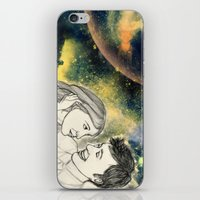 When We're Together iPhone & iPod Skin