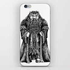 Oakenshield iPhone & iPod Skin