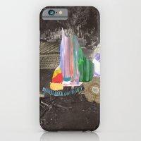 Cave Garden I iPhone 6 Slim Case
