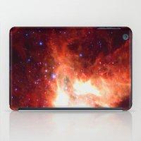 Burning Star iPad Case