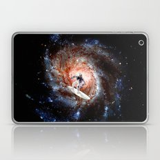 Ride The Spiral Laptop & iPad Skin