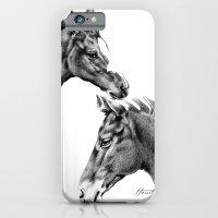 Foal Friends iPhone 6 Slim Case