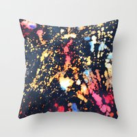 Starlicious Throw Pillow