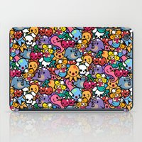 Sea pattern 02 iPad Case