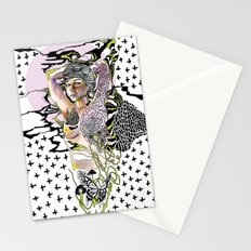 Sweetly Lavender Stationery Cards