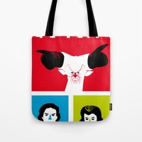 Legend Poster Tote Bag