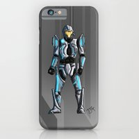 iPhone & iPod Case featuring Perfect Protection by Thomas Gomes