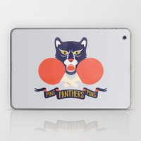 Ping Pong Panthers Laptop & iPad Skin
