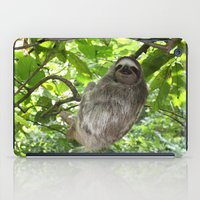 Sloths in Nature iPad Case