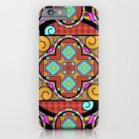 Best Blanket Mandala iPhone 6 Slim Case