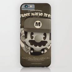 Mario Bros Fan Art Slim Case iPhone 6s