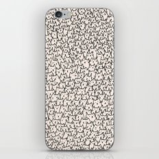 A Lot of Cats iPhone & iPod Skin