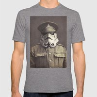 Sgt. Stormley  Mens Fitted Tee Tri-Grey SMALL