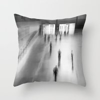 Way Out Throw Pillow