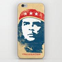 Viva la election! iPhone & iPod Skin