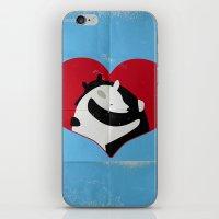 Hugcracy iPhone & iPod Skin